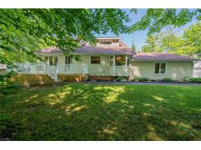 Property for sale at 12860 Woodside Drive S, Chesterland,  Ohio 44026