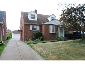 Property for sale at 8713 Morton Avenue, Brooklyn,  Ohio 44144