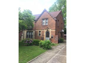 Property for sale at 2611 University Boulevard, University Heights,  Ohio 44118