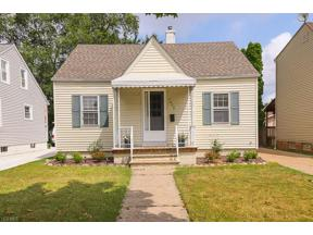 Property for sale at 7420 Plainfield Avenue, Brooklyn,  Ohio 44144