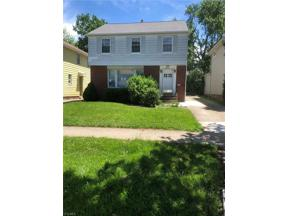 Property for sale at 2419 Bromley Road, University Heights,  Ohio 44118