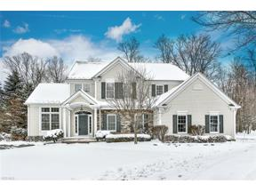 Property for sale at 411 Reserve Trail, Chagrin Falls,  Ohio 44022