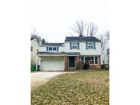 Property for sale at 4512 College Road, South Euclid,  Ohio 44121