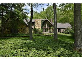 Property for sale at 85 Riverstone Drive, Moreland Hills,  Ohio 44022