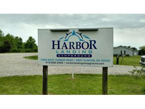 Property for sale at 7490 W Harbor Road, Port Clinton,  Ohio 43452