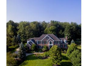 Property for sale at 8365 Wembley Court, Chagrin Falls,  Ohio 44023