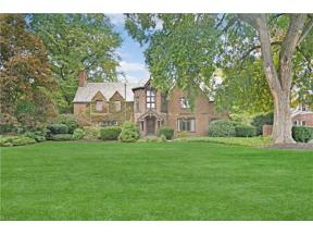 Property for sale at 16805 Aldersyde Drive, Shaker Heights,  Ohio 44120