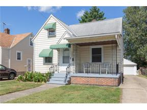 Property for sale at 7420 Southfield Avenue, Brooklyn,  Ohio 44144