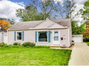 Property for sale at 1107 Iroquois Avenue, Mayfield Heights,  Ohio 44124