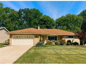 Property for sale at 1025 Meadview Drive, Seven Hills,  Ohio 44131