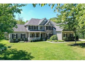 Property for sale at 7548 Hunters Glen Lane, Medina,  Ohio 44273