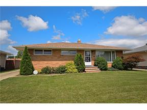 Property for sale at 6845 Revere Road, Parma Heights,  Ohio 44130
