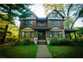 Property for sale at 1890 Woodward Avenue, Cleveland Heights,  Ohio 44118