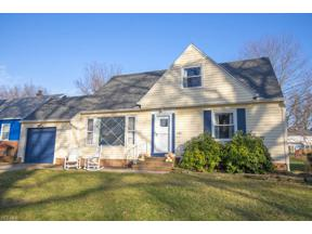 Property for sale at 1351 Haverston Road, Lyndhurst,  Ohio 44124