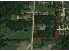 Property for sale at 2035 Pearl Road, Brunswick,  Ohio 44212