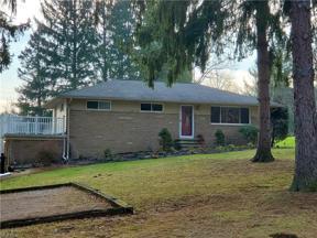 Property for sale at 2055 Hinckley Hills Road, Hinckley,  Ohio 44233