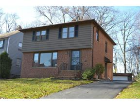 Property for sale at 2248 Edgerton Road, University Heights,  Ohio 44118