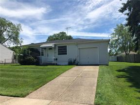 Property for sale at 13475 Brookhaven Boulevard, Brook Park,  Ohio 44142