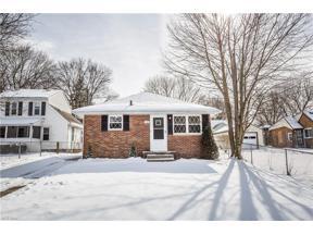 Property for sale at 1182 Nordica Avenue, Akron,  Ohio 44314