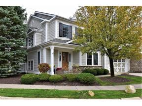 Property for sale at 125 Bell Tower Court, Chagrin Falls,  Ohio 44022
