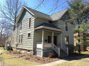 Property for sale at 245 Morgan Street, Oberlin,  Ohio 44074