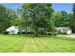 Property for sale at 14931 Stillwater Drive, Russell,  Ohio 44072
