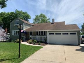 Property for sale at 7347 Markal Drive, Middleburg Heights,  Ohio 44130