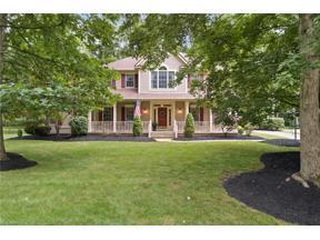 Property for sale at 7447 Woodspring Lane, Hudson,  Ohio 44236