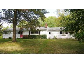 Property for sale at 35185 Holbrook Road, Bentleyville,  Ohio 44022