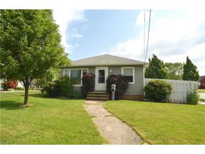 Property for sale at 16054 Webster, Middleburg Heights,  Ohio 44130