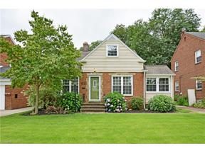 Property for sale at 21975 Eaton Road, Fairview Park,  Ohio 44126