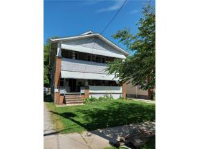 Property for sale at 757 Thayer Street, Akron,  Ohio 44310