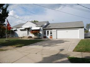 Property for sale at 16176 Ashland Drive, Brook Park,  Ohio 44142