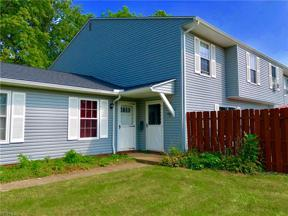 Property for sale at 8093 Independence Drive 30-D, Mentor,  Ohio 44060