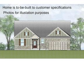 Property for sale at 6466 Deer Hollow Drive, Valley City,  Ohio 44280