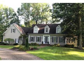 Property for sale at 110 Slanes Lane, Boston Heights,  Ohio 44236