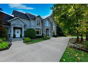 Property for sale at 1521 Pebblecreek Drive, Akron,  Ohio 44333