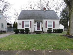 Property for sale at 847 Shoshone Avenue, Akron,  Ohio 44305