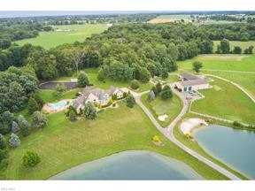 Property for sale at 9427 Hubbard Valley Road, Seville,  Ohio 44273