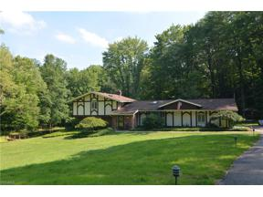 Property for sale at 8197 W River Drive, Novelty,  Ohio 44072