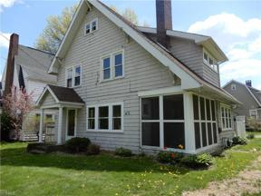 Property for sale at 252 W Ohio Avenue, Rittman,  Ohio 44270