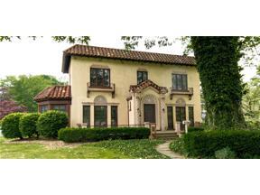 Property for sale at 1021 Park Avenue, Elyria,  Ohio 44035