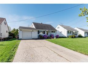 Property for sale at 15441 Muskingum Boulevard, Brook Park,  Ohio 44142