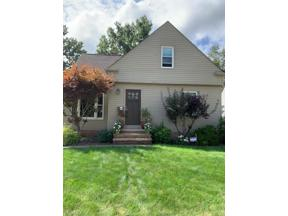 Property for sale at 1210 Argonne Road, South Euclid,  Ohio 44121
