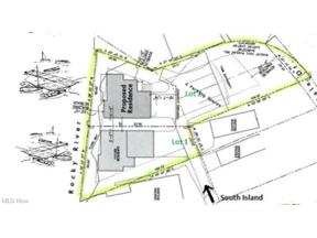 Property for sale at 387 S Island Drive Lot 2, Rocky River,  Ohio 44116