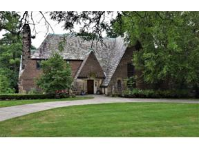 Property for sale at 18850 S Woodland Road, Shaker Heights,  Ohio 44122