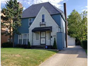 Property for sale at 3526 Washington Boulevard, University Heights,  Ohio 44118