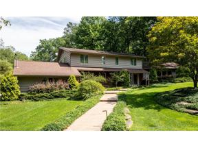 Property for sale at 3217 Bremerton Road, Pepper Pike,  Ohio 44124