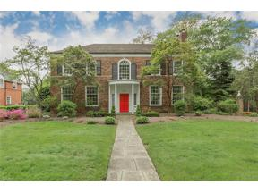 Property for sale at 20776 Brantley Road, Shaker Heights,  Ohio 44122