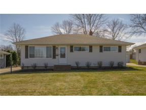Property for sale at 3221 Augustine Drive, Parma,  Ohio 44134
